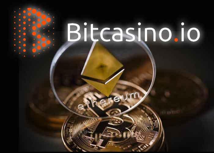 Bitcasino.io akkzeptiert Ethereum