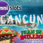 Traumurlaub beim Omnislot Juan in a Million Tournament gewinnen