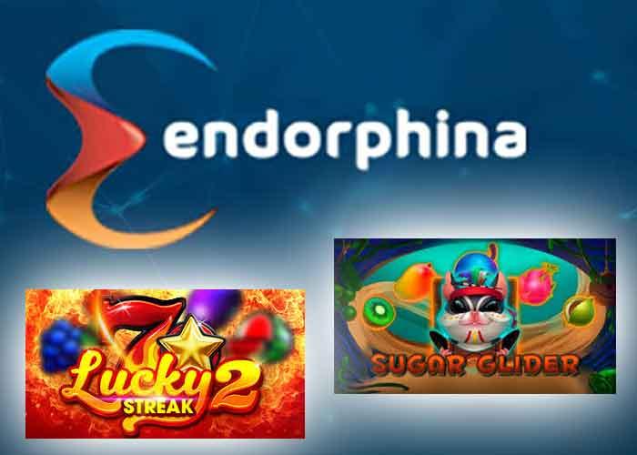 Slotgames von Endorphina