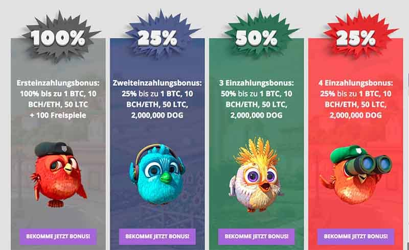 kryptowild casino bonus